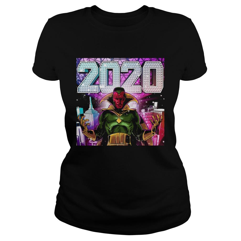 Marvel 2020 Vision  Classic Ladies