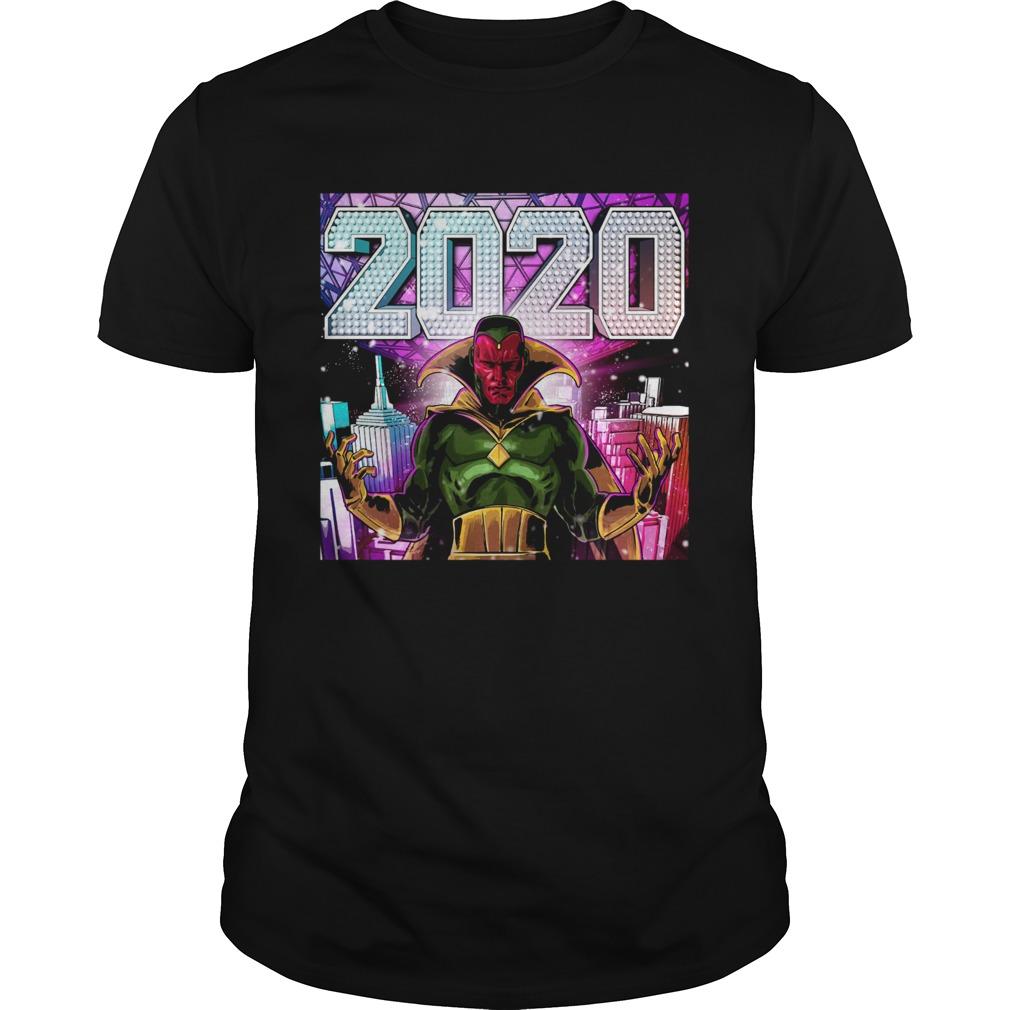 Marvel 2020 Vision  Unisex