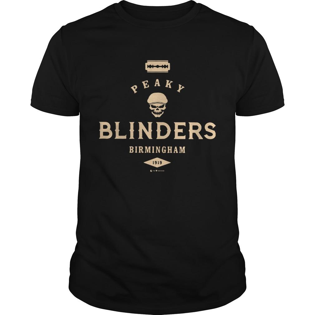 Peaky Blinders Birmingham  Unisex