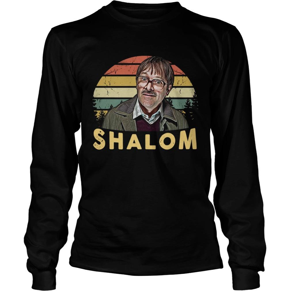 Shalom Vintage Sunset  LongSleeve
