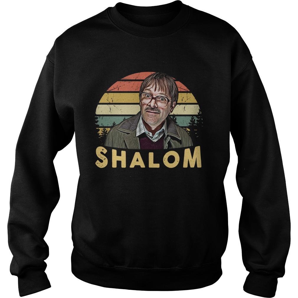 Shalom Vintage Sunset  Sweatshirt
