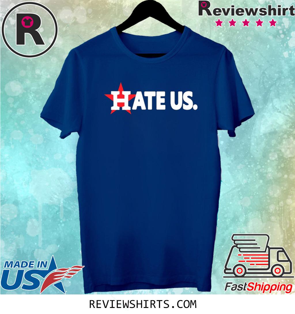 Mens Hate Us Houston Astros Shirts
