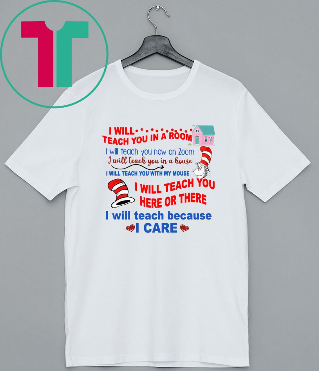 Dr Seuss Teacher Shirt