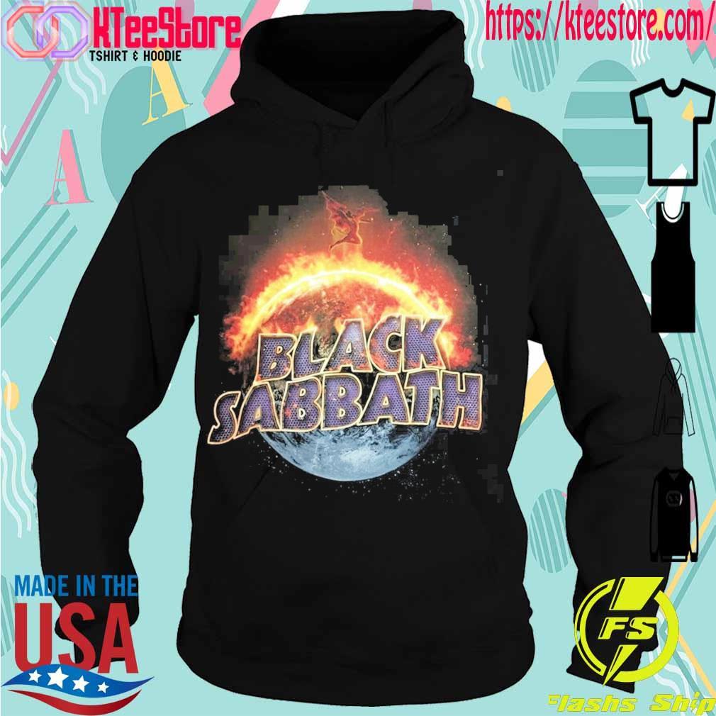 Official Earth Black Sabbath 2020 s Hoodie