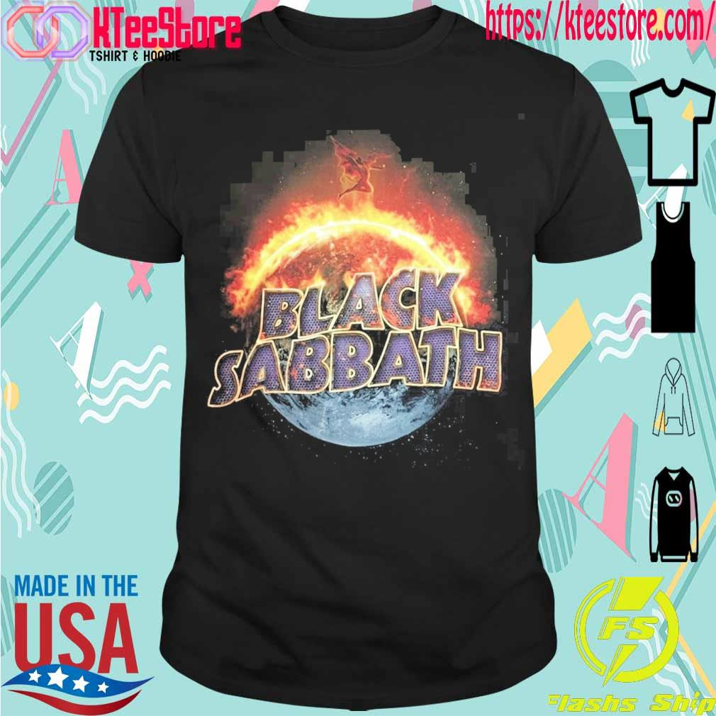 Official Earth Black Sabbath 2020 shirt