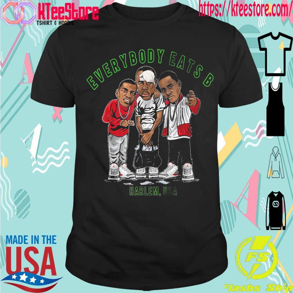 Official Everybody eats B Harlem USA shirt
