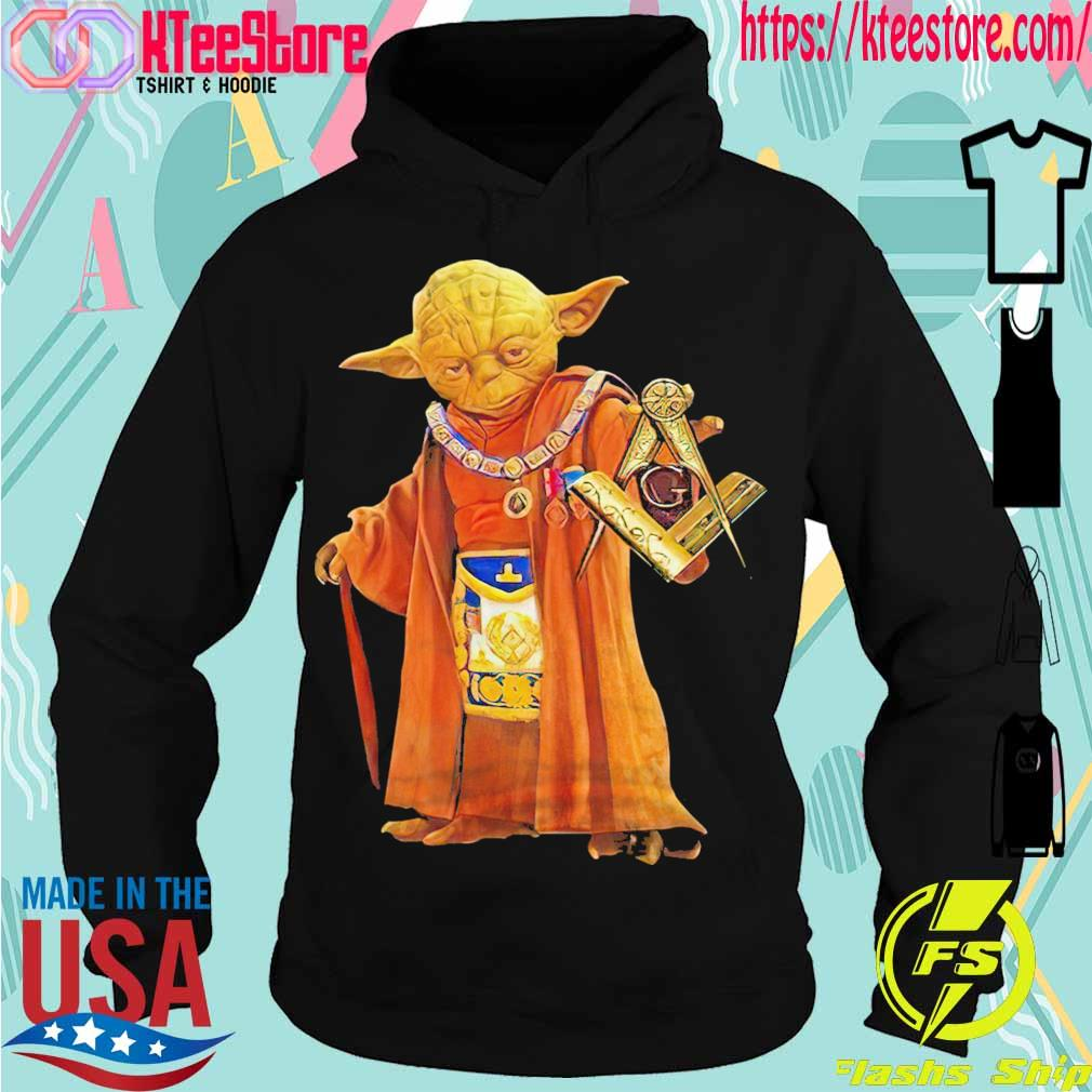 Official Master Yoda freemason Brother s Hoodie