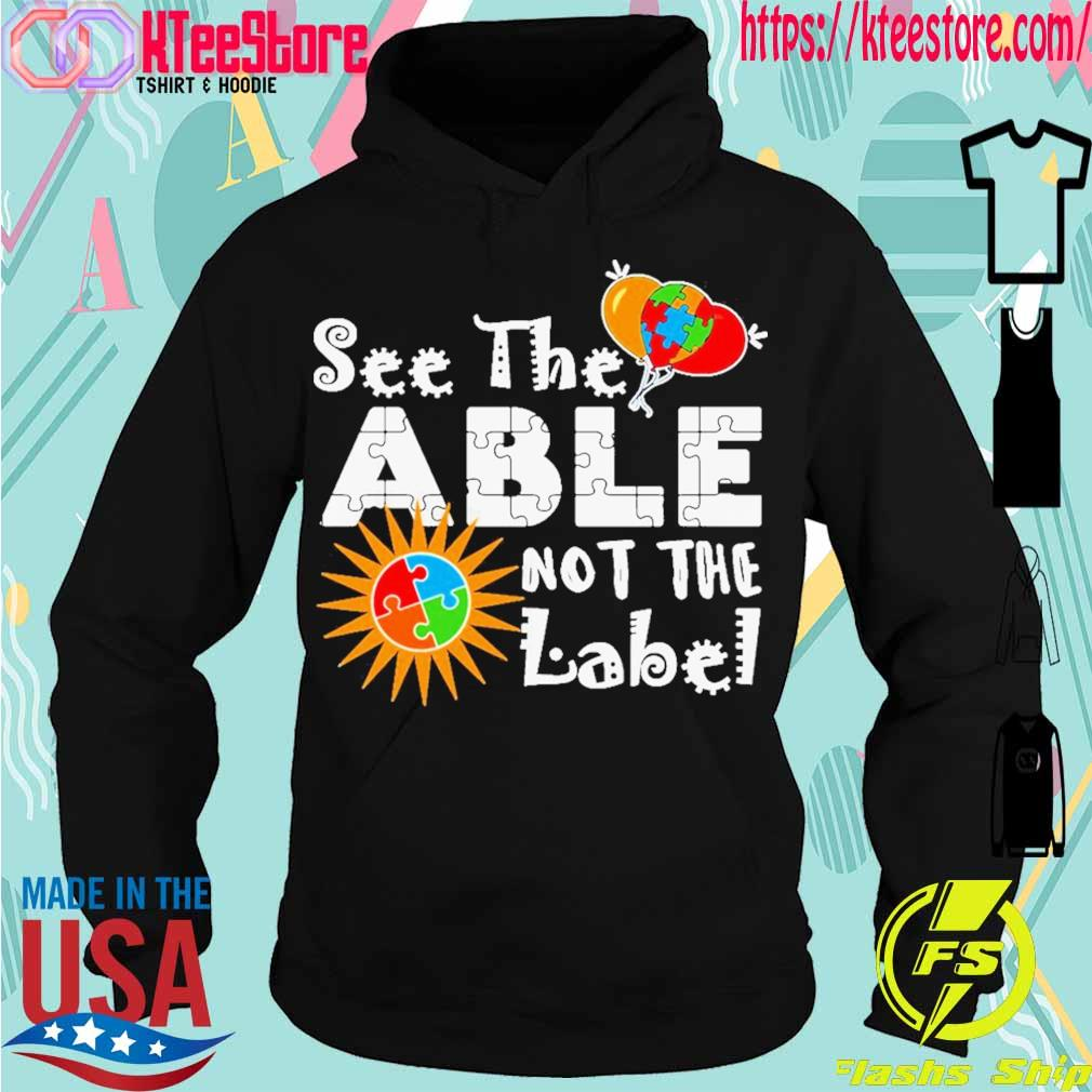 See the able label s Hoodie
