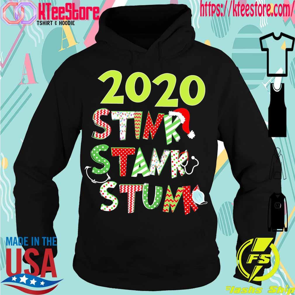 2020 Stink Stank Stunk Christmas s Hoodie