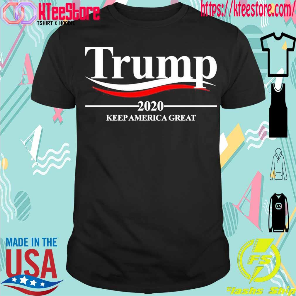 Official Trump 2020 keep America great shirt